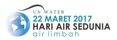 Logo HAri Air Sedunia 2017 indonesia